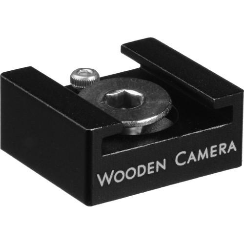 Wooden camera 1 4 20 shoe mount