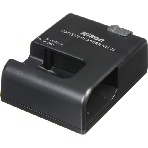 Nikon mh 25 quick charger