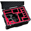 Jason Cases Hard Rolling Case for Sony FS7 Camera