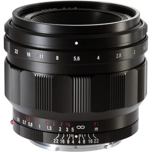 Voigtlander nokton 40mm f 1.2 aspherical lens for sony e