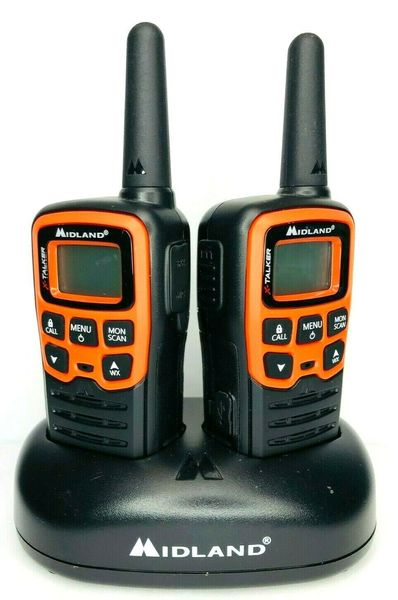 Midland x talker t51a two way radios