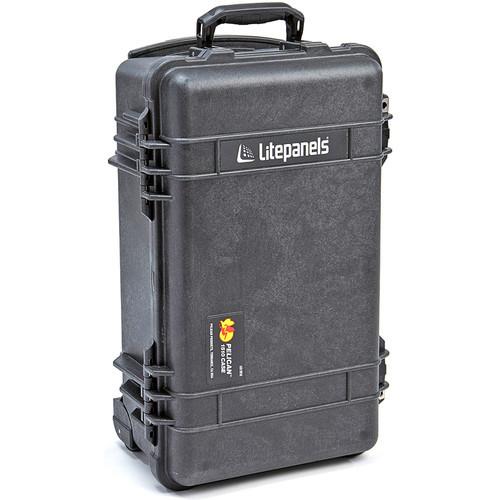 Litepanels hard case for lykos bi color flight kit