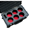 Jason Cases with Custom Foam for Six Canon CN-E Lenses