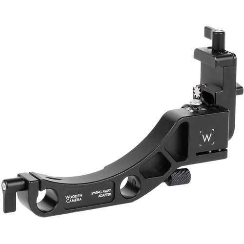 Wooden camera tilt and swing arm for umb 1 universal matte box