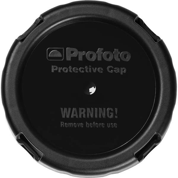 100799 a profoto protective cap 100 mm front productimage