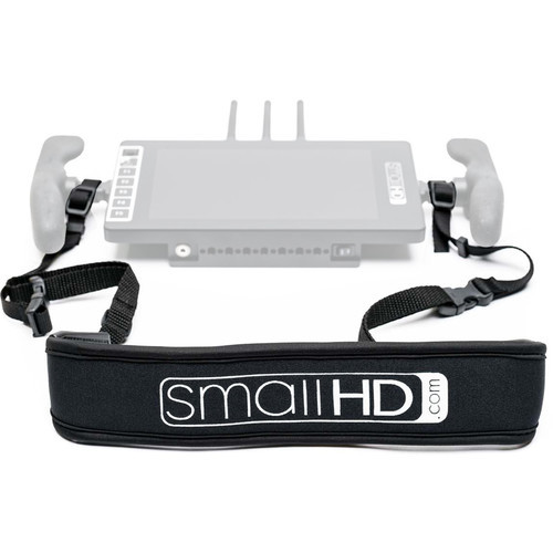 Smallhd neck strap for field monitors with handles