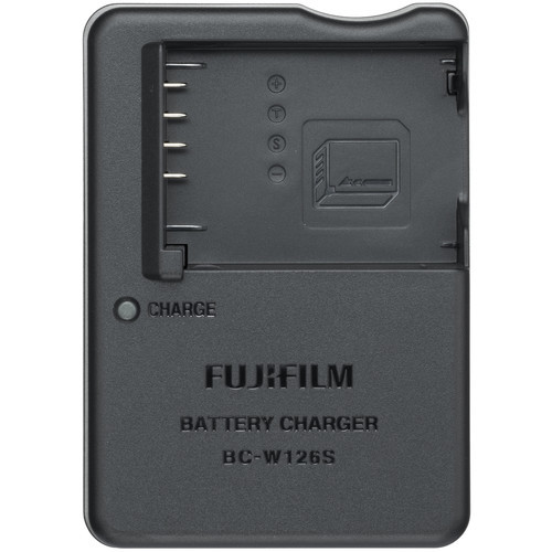 Fujifilm bc w126s battery charger
