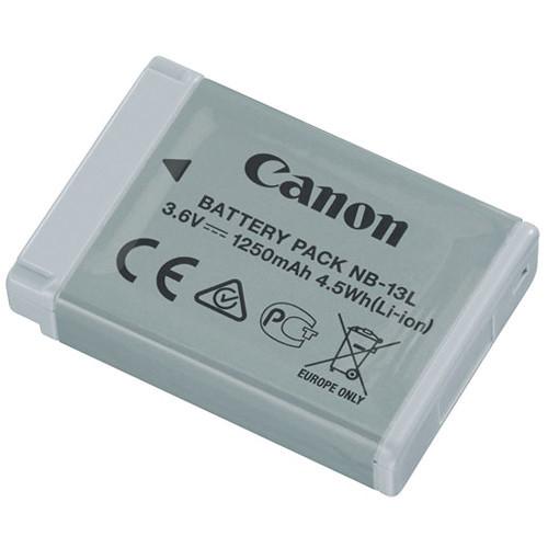 Canon nb 13l battery