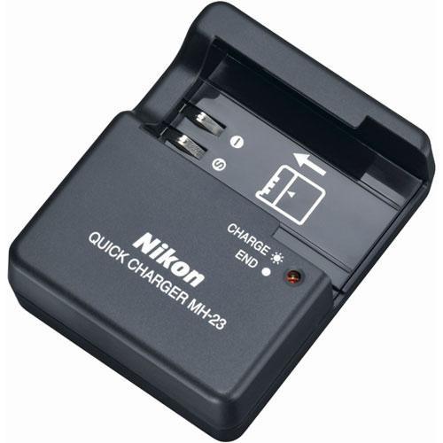 Nikon mh 23 battery charger