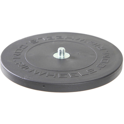 Rigwheels rigmount 100 high power magnetic mount with 1 4%22 20 mounting screw