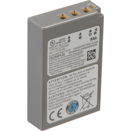 Olympus bls 50 battery