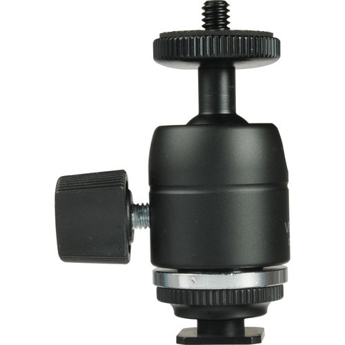 Vello multi function ball head with removable bottom shoe mount
