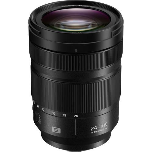 Panasonic lumix s 24 105mm f 4 macro o.i.s. lens