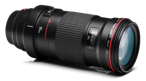 Canon 180mm f 3.5l macro