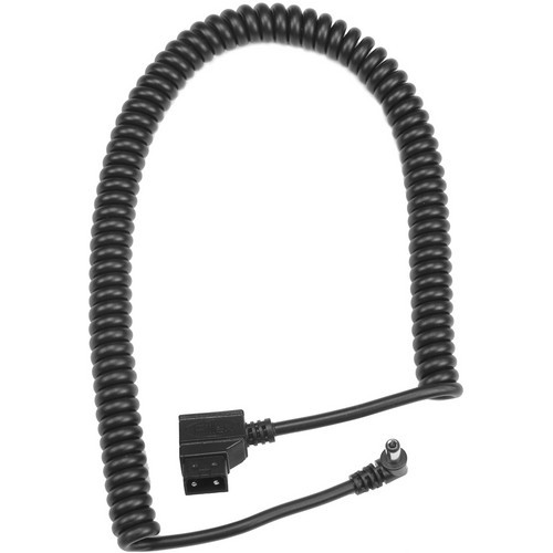 Fiilex 1.9 foot coiled d tap cable