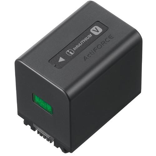 Sony np fv70a v series battery pack for handycam camcorders %281900mah%29