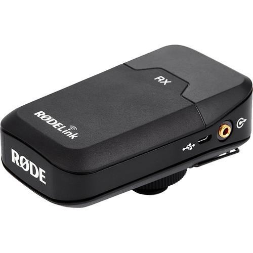 Rode rx cam camera mount digital wireless receiver