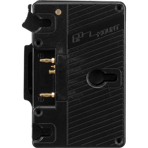 Teradek dual gold mount battery plate for bolt 1000 3000 xt receiver