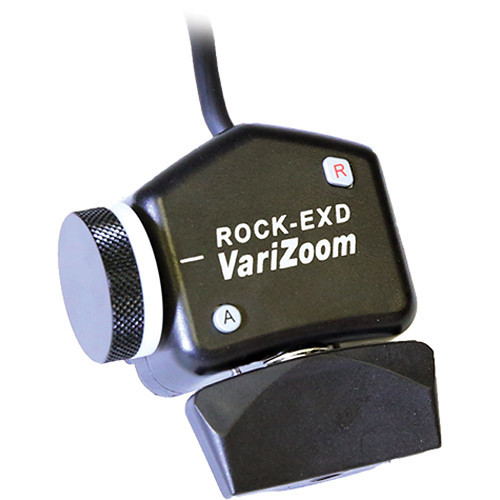 Varizoom rock exd zoom lens control for sony pmw 300 200 160 ex3 ex1