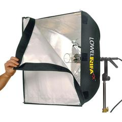 Lowel LC55EX Rifa-Lite eX 500 Watt Softbox Light (Stock)