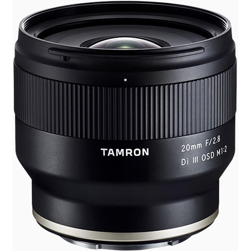Tamron 20mm f 2.8 di iii osd m 1 2 lens for sony e