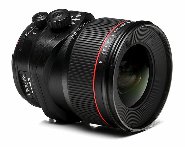 Canon ts e 24mm f 3.5l ii