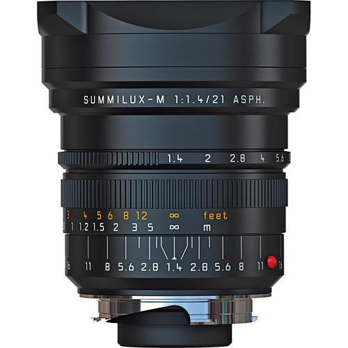 Leica 21mm f 1.4 summilux m asph