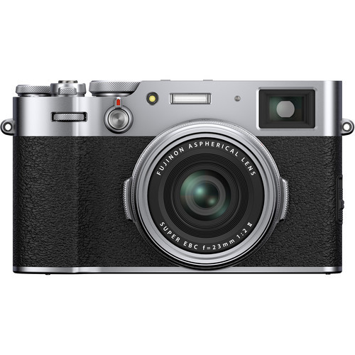 Fujifilm x100v digital camera %28silver%29