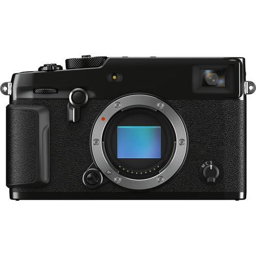 Fujifilm x pro3 mirrorless digital camera %28body only  black%29