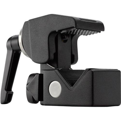 Kupo convi clamp with adjustable handle and hex stud