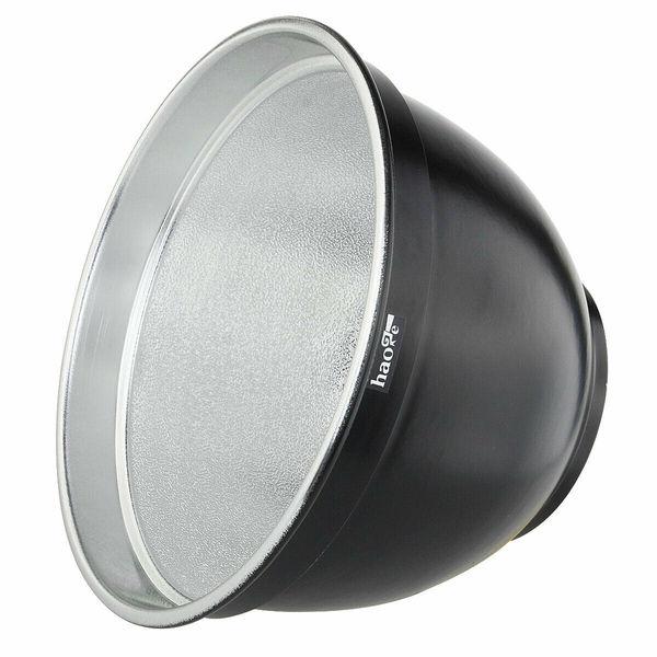 Haoge 7%22 standard reflector for paul c buff einstein alienbee white lightning
