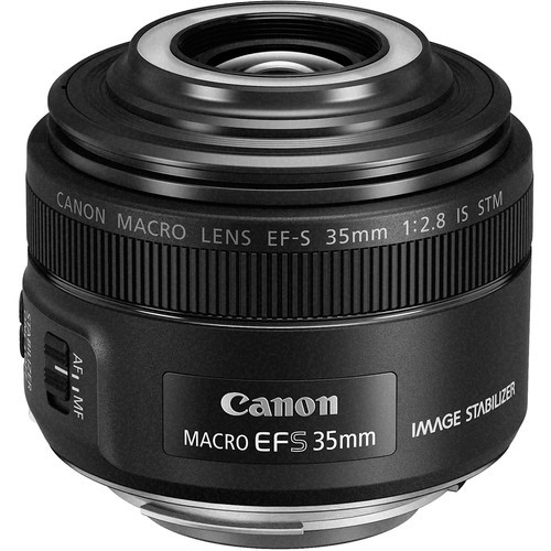 Canon ef s 35mm f 2.8 macro is stm