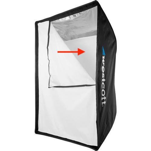 Westcott diffuser for rapid box switch softbox   3x4'