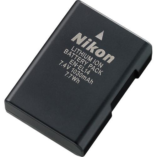 Nikon en el14 battery