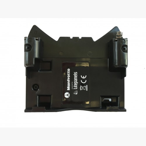 Manfrotto replacement sony l battery adapter for croma2