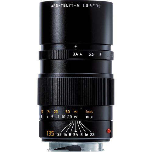 Leica 135mm f 3.4 apo telyt m