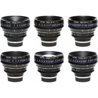 Zeiss compact primes cp 2 e mount 6 lens set 246 small