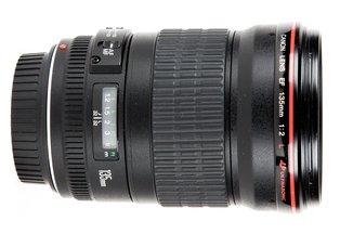 Canon 135mm f/2L