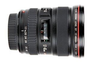 Canon 17-40mm f/4L