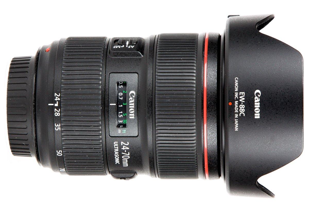 Canon 24-70 f/2.8 L II