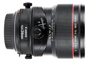 Canon 24 f/3.5L II TS-E Tilt Shift