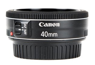 Canon 40mm f/2.8 STM Pancake