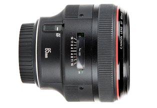 Canon 85 f/1.2L II