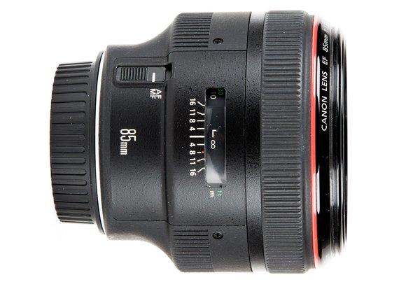 Canon 85 f/1.2L