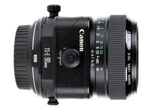 Canon 90 f/2.8 TS-E Tilt Shift