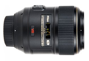 Nikon 105mm f/2.8G IF-ED AF-S VR Micro