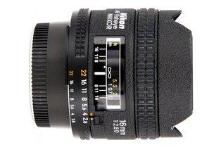 Nikon 16 f/2.8 Fisheye