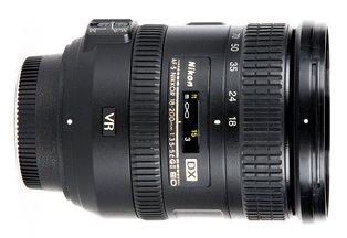 Nikon 18-200 f/3.5-5.6G AF-S DX VR II