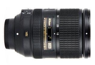 Nikon 18-300 f/3.5-5.6G AF-S ED DX VR
