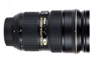 Nikon 24-70 f/2.8G AF-S ED
